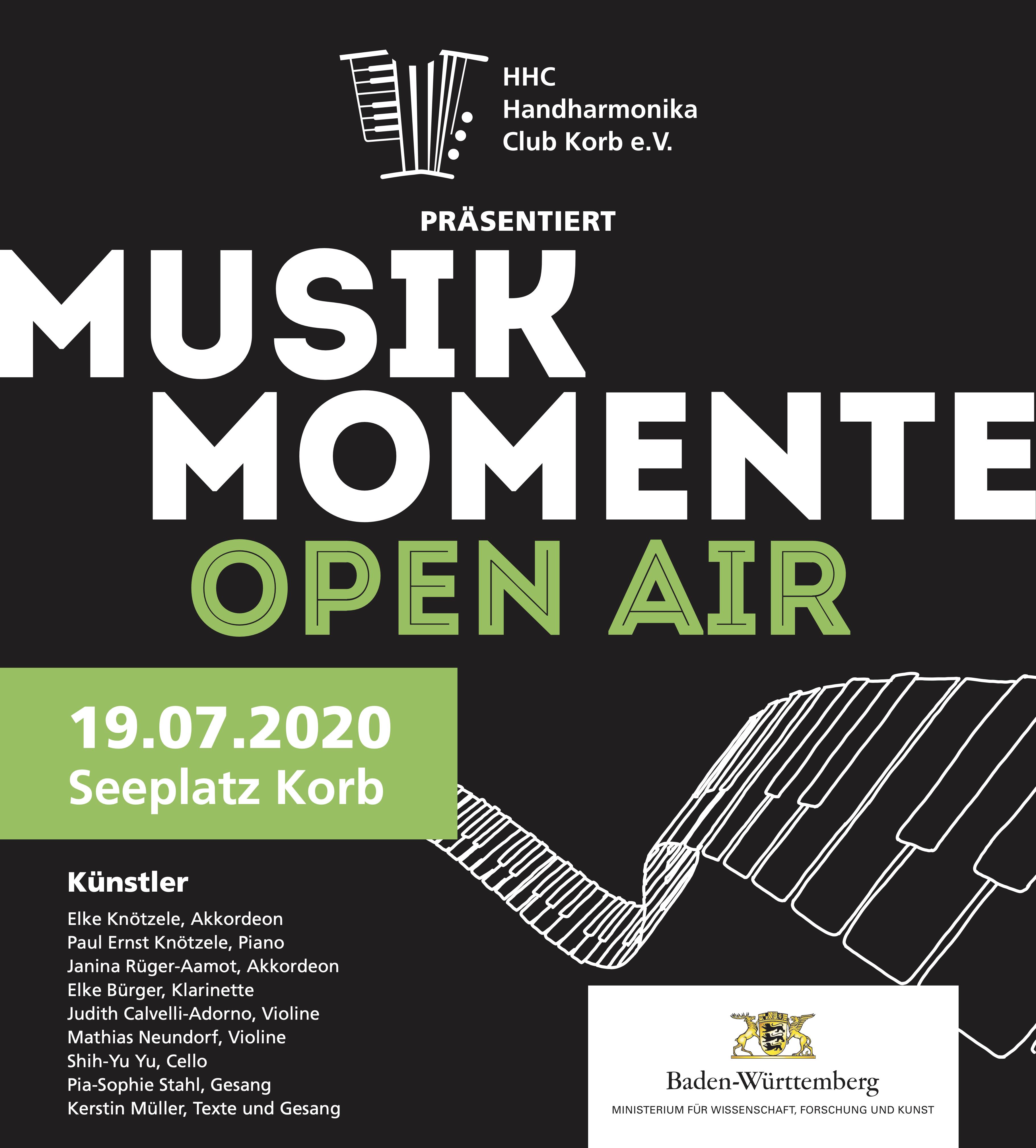 MusikMomente Open Air 2020